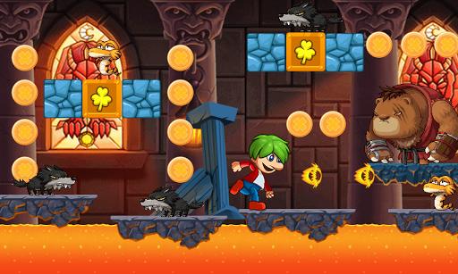 Victo's World - jungle adventure - super world screenshot 8