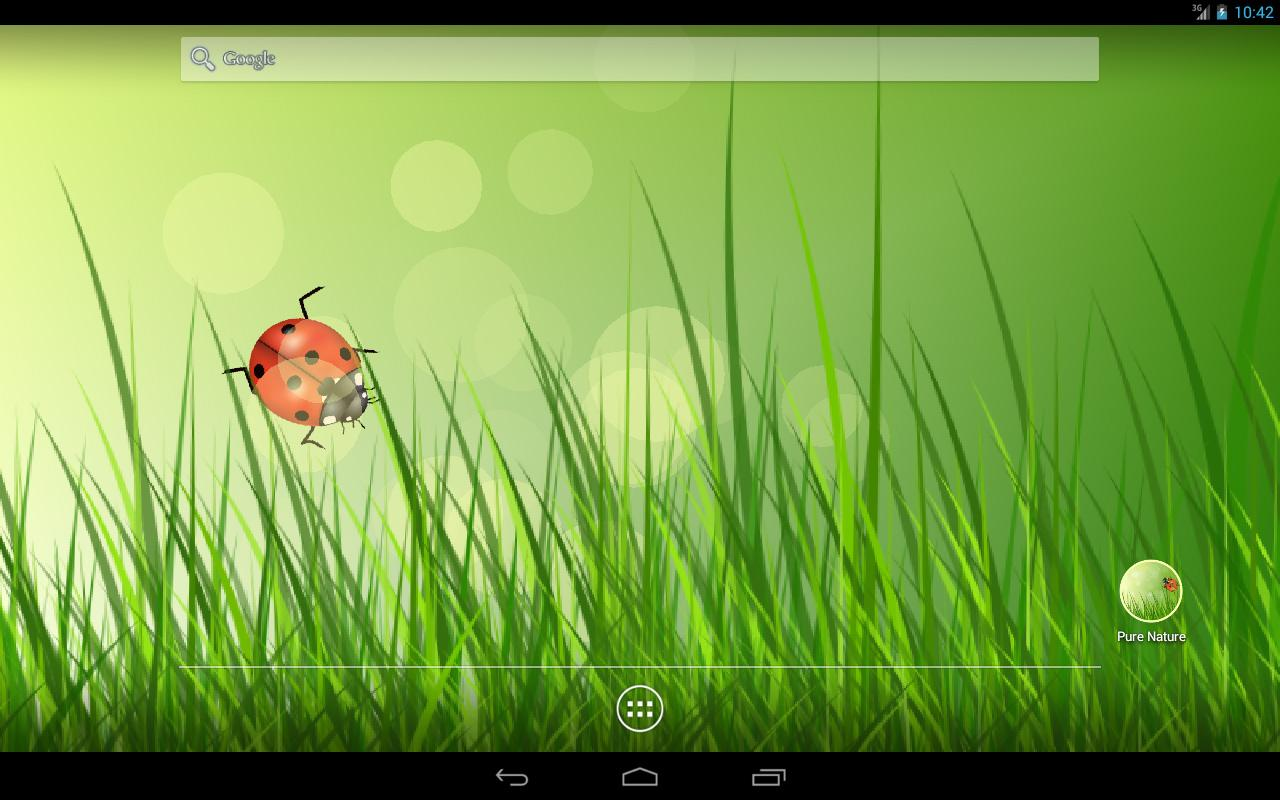 Pure Nature Free LWP Screenshot 5