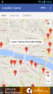 Download London Traffic Cameras APK for PC