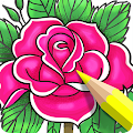 Enchanted Forest Coloring Book APK for iPhone