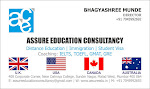 ARE YOU CONFUSED ABOUT STUDIES...WANT TO COMPLETE GRADUATION?? CALL BHAGYASHREE ON 7045992692 FOR SSC/HSC/BA/BCOM/BSC OR ANY DEGREE....