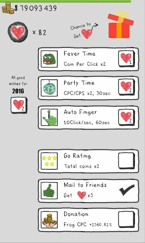 android Frogs Screenshot 6