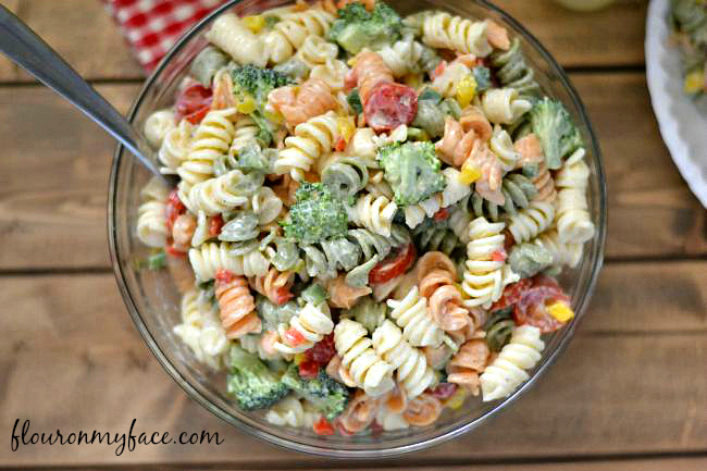 Broccoli and Tomato Pasta Salad Recipe | Yummly