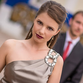 Prom night by Ivan Niznicki - People Couples ( nikon prom street beauty night )