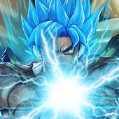 Super Goku Saiyan Battle 2017