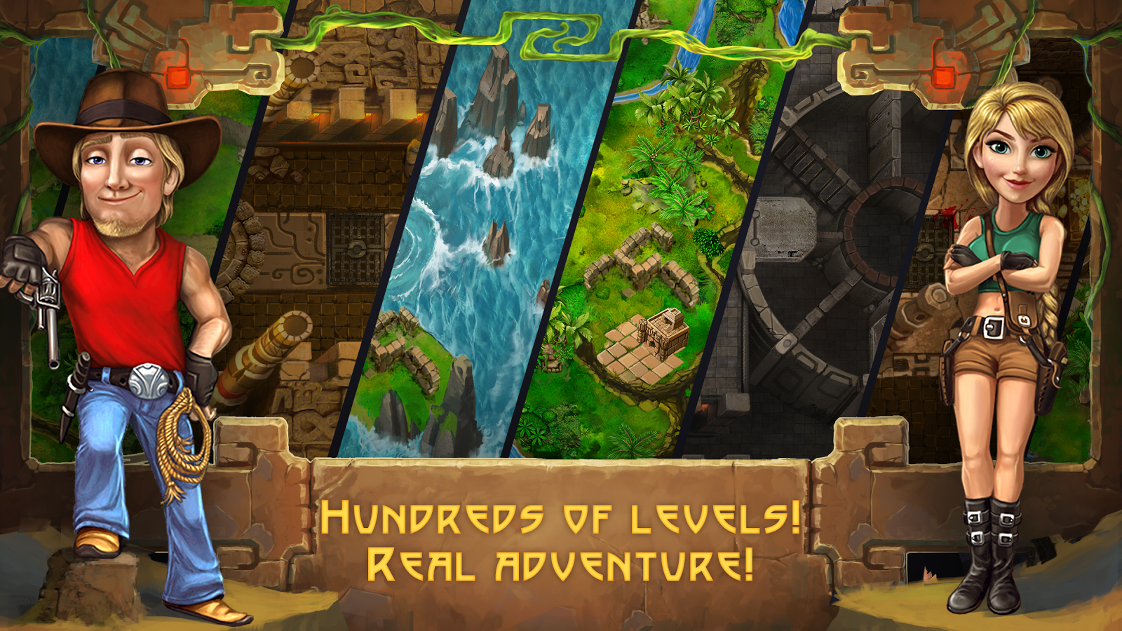 Traps and Treasures Screenshot 2