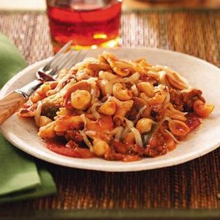 Cavatini Pasta Recipes