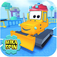 Bulldozer driving game for kid For PC (Windows And Mac)