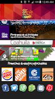 Screenshot of Nuestra Fiesta 2015