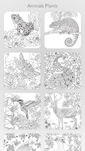 App Garden Coloring Book APK for Kindle