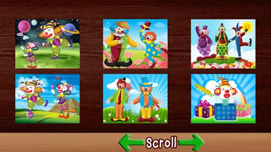 Jeu de puzzle clown gratuit pour les enfants apk 1 0 0 - Jeux de clown tueur gratuit ...
