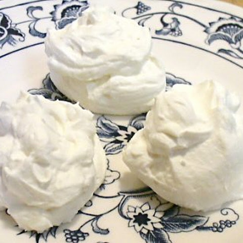 CREAM CHEESE CLOUDS