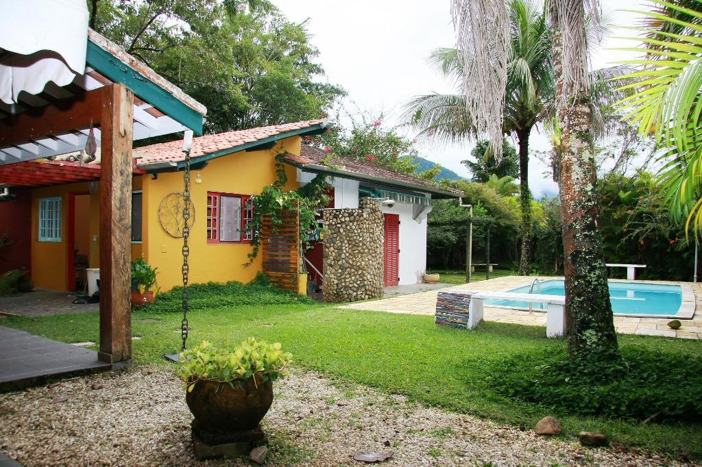 Casa com 4 dormitórios, 03 suites, à venda, 194 m² - Tabatinga - Caraguatatuba/SP
