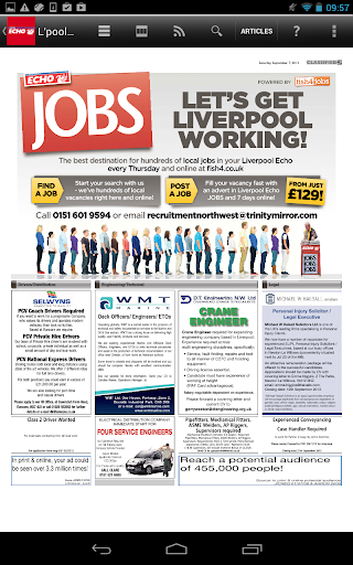 Liverpool echo dating page