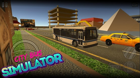 City Bus Simulator APK for Kindle Fire