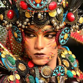 Jember Fashion Carnaval by Verdian Ihsan - People Fashion