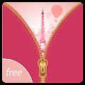 App free paris zipper lock screen apk for kindle fire