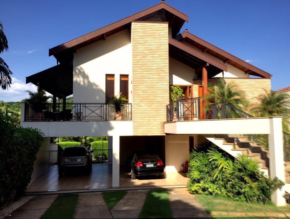 Tietê - Linda Chácara Jardim Bonanza Terreno 1.856 m² Área Construída 356 m² 05 Dorms (3 Suítes) Piscina para Venda.