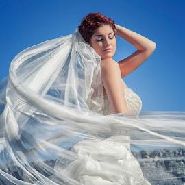 Federica Wedding by Daniele Salamone - Wedding Bride ( fashion, girl, bridal, wedding, woman )