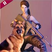 Secret Agent Lara Croft 2 : Front Line Commando APK for Bluestacks