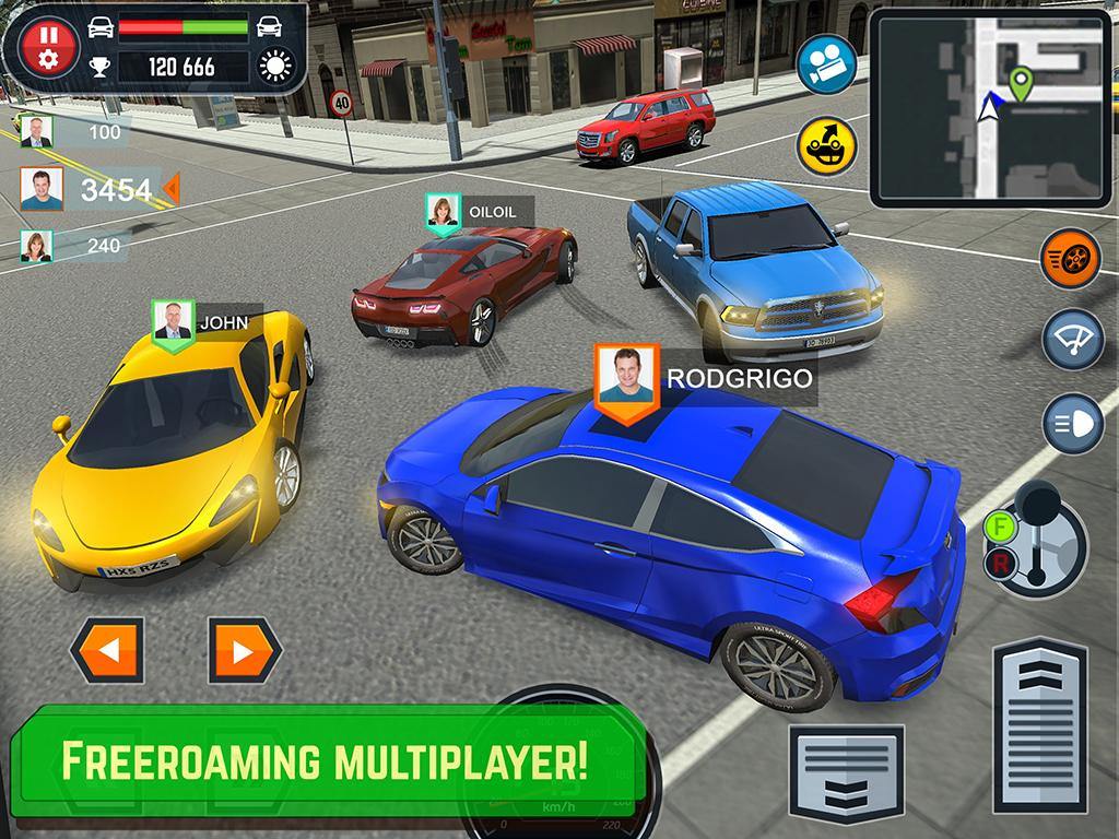 Car Driving School Simulator Screenshot 9