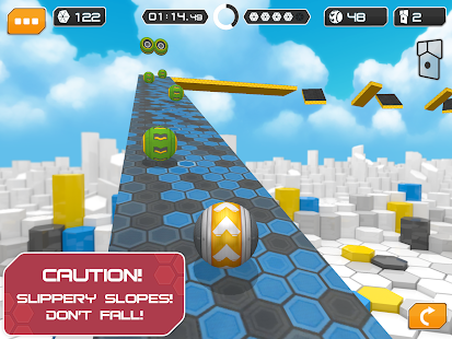 GyroSphere Trials- screenshot thumbnail