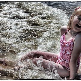 Too much fun by Stuart Walker - Babies & Children Child Portraits