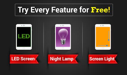 App LED Torch Bulb: Flashlight App APK for Windows Phone