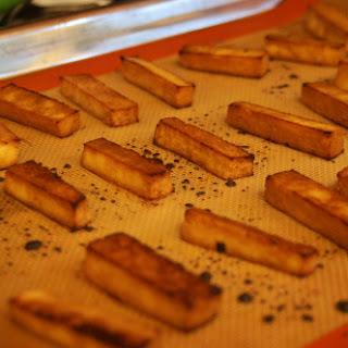 Crispy Baked Tofu Recipes