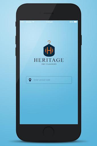 Heritage Dry Cleaners screenshot 4