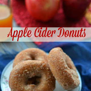 Apple Cider Donuts Without Buttermilk Recipes