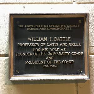 William J. Battle, Professor of Latin and Greek