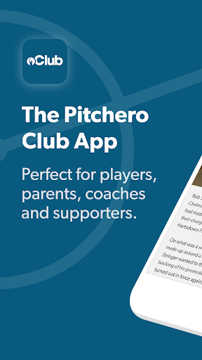 Pitchero Club screenshot 1