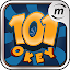 APK Game 101 YüzBir Okey Çanak for BB, BlackBerry