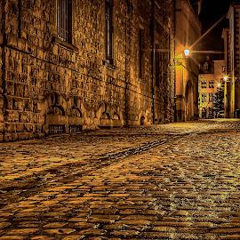 by Dragan Rakocevic - City,  Street & Park  Neighborhoods (  )