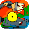 Game Tanktoon RanZar Coloring apk for kindle fire