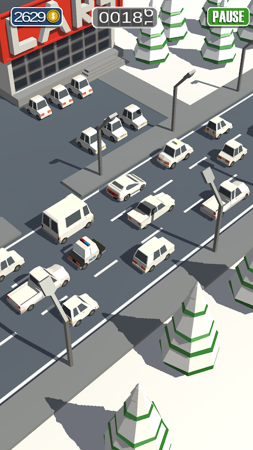 Commute: Heavy Traffic Screenshot 6