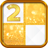 Gold Piano Tiles 2 APK for Bluestacks