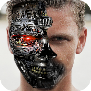 Cyborg Camera Photo Editor New App on Andriod - Use on PC