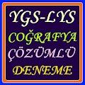 YGS LYS Coğrafya Test Deneme