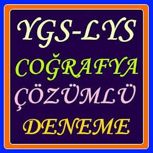 Download Download YGS LYS Coğrafya Test Deneme for PC on Windows and Mac for Windows Phone