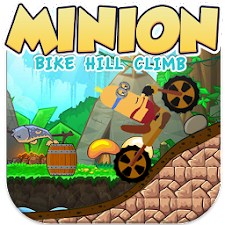 Hill Climb Minion Bike