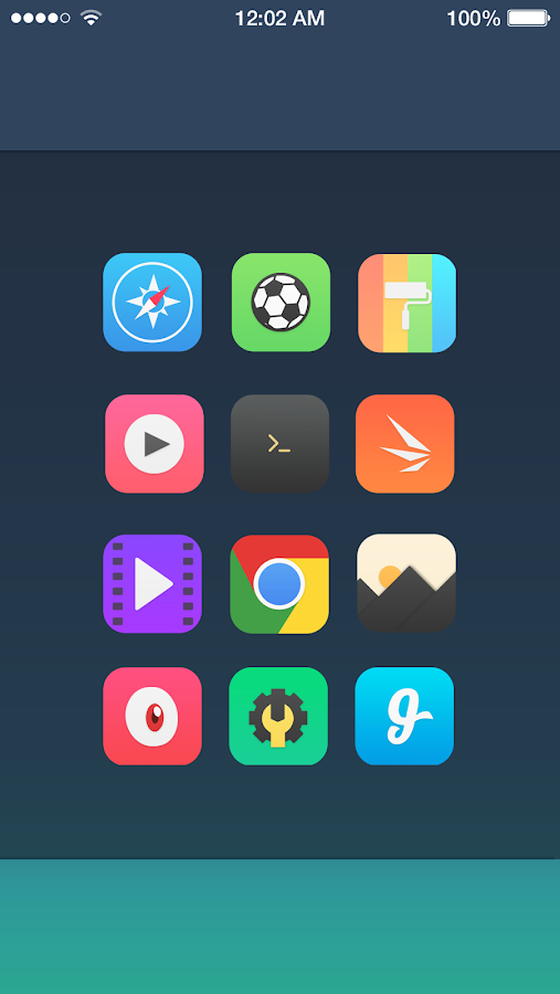 Drage UI Icon Pack Screenshot 1