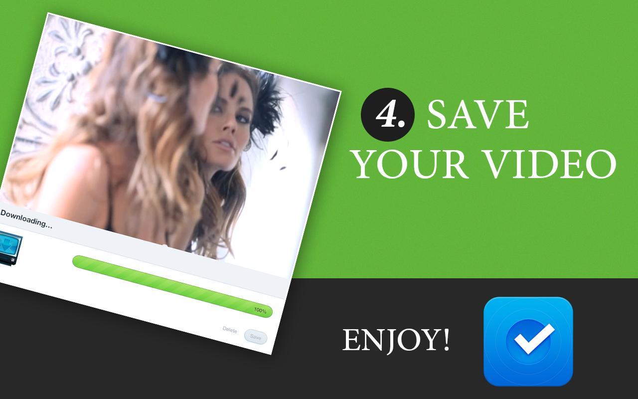 Herunterladen Video Download – Screenshot