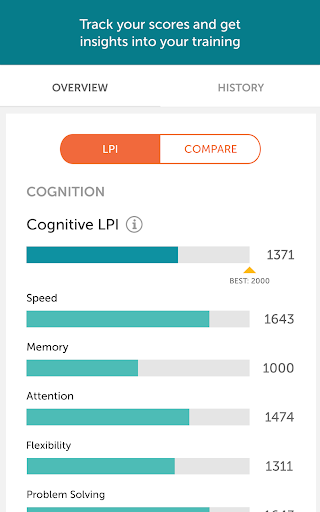 Lumosity - Brain Training screenshot 12