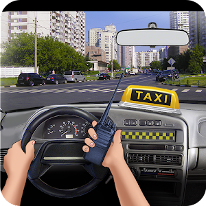 Taxi VAZ LADA Simulator For PC (Windows & MAC)