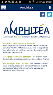 Amphitéa - screenshot