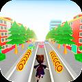 Subway Ninja Run:City Target APK for Bluestacks