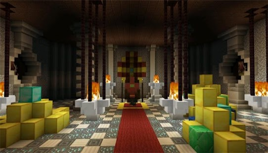 Tomb Crafter Map for MCPE - screenshot
