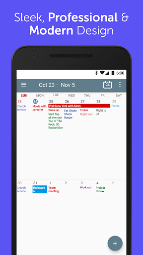 Calendar+ Schedule Planner App screenshot 5